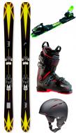 Лыжи, ботинки, аксессуары