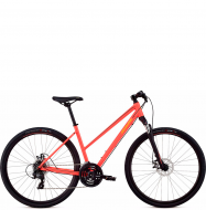 Велосипед Specialized Ariel Mechanical Disc (2018) Acid Red/Limon