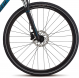 Велосипед Specialized Crosstrail Hydraulic Disc (2018) Teal Tint/Black 3