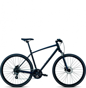 Велосипед Specialized Crosstrail Hydraulic Disc (2018) Black/Chameleon