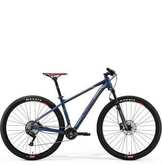 Велосипед Merida Big.Nine 500 blue (2018)