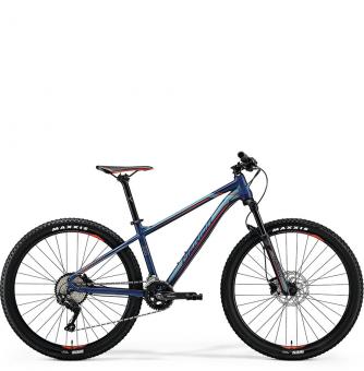 Велосипед Merida Big.Seven 500 blue (2018)
