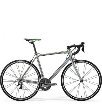 Велосипед Merida Scultura 300 silver (2018)