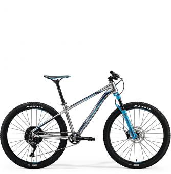 Велосипед Merida Big.Seven 600 yellow (2018)