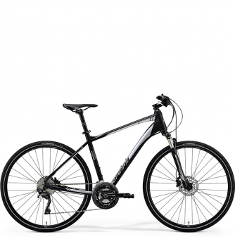 Велосипед Merida Crossway XT-Edition black (2018)
