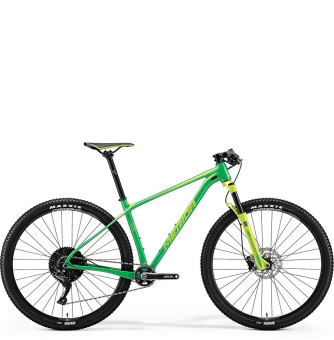 Велосипед Merida Big.Nine Limited green (2018)