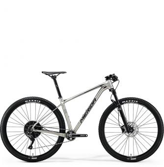 Велосипед Merida Big.Seven Limited silver (2018)