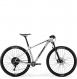Велосипед Merida Big.Nine Limited silver (2018) 1