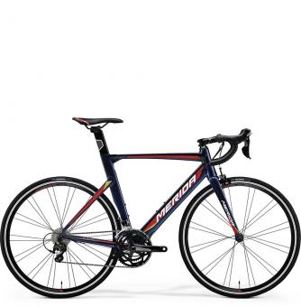Велосипед Merida Reacto 400 blue (2018)