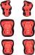 Защита детская STG YX-0317 красная 1