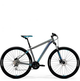 Велосипед Merida Big.Nine 20-D (2018) silver
