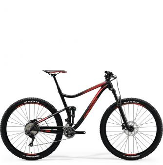 Велосипед Merida One-Twenty 7.XT-Edition black (2018)