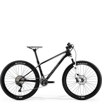 Велосипед Merida Big.Seven XT black (2018)