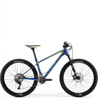 Велосипед Merida Big.Seven XT blue (2018)