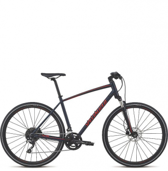 Велосипед Specialized Crosstrail Elite (2018) Cast Blue