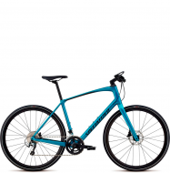 Велосипед Specialized Sirrus Elite Carbon (2018) Teal Tint