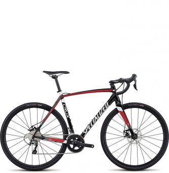 Велосипед Specialized Crux E5 (2018) Gloss Tarmac Black