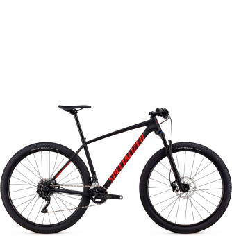 Велосипед Specialized Chisel Comp (2018) Satin Gloss Black