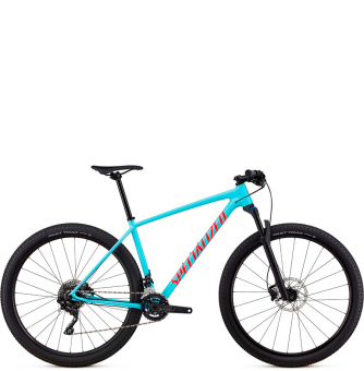 Велосипед Specialized Chisel Comp (2018) Gloss Light Blue