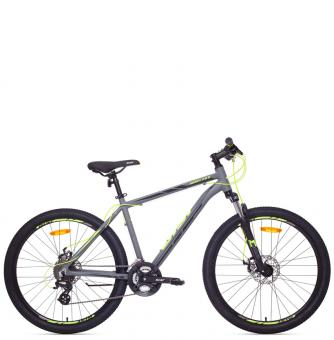 Велосипед Aist Rocky 2.0 Disc (2018) Серый