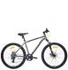 Велосипед Aist Rocky 2.0 Disc (2018) Серый 1