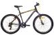 Велосипед Aist Rocky 1.0 (2018) Black Yellow 2