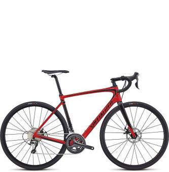 Велосипед Specialized Roubaix (2018) Gloss Flo Red