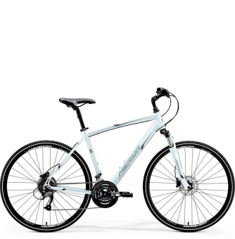 Велосипед Merida Crossway 40-D white (2018)