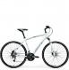 Велосипед Merida Crossway 40-D white (2018) 1