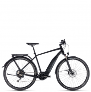 Велосипед Cube Touring Hybrid EXC 500 (2018) black´n´grey