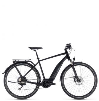 Велосипед Cube Touring Hybrid EXC 500 (2018) black´n´grey
