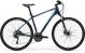 Велосипед Merida Crossway 500 (2018) petrol blue 1