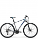 Велосипед Merida Crossway 500 (2018) matt dark silver 1