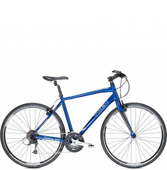 Велосипед Trek 7.4 FX (2014) Newport Blue