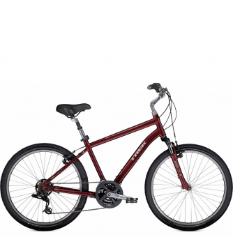 Велосипед Trek Shift 2 F (2014) Royal Maroon