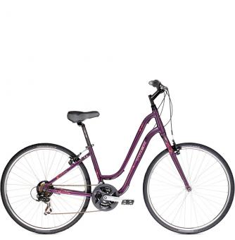Велосипед Trek Verve 1 WSD (2014) Eggplant
