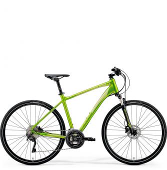 Merida Crossway XT-Edition green (2018)
