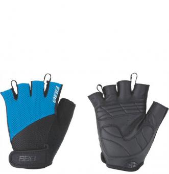 Перчатки велосипедные BBB Cooldown/Chase черный/синий