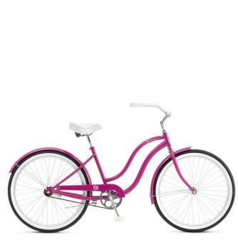 Велосипед Schwinn S1 Woman pink (2018)