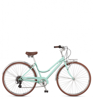 Велосипед Schwinn Traveler Woman green (2018)