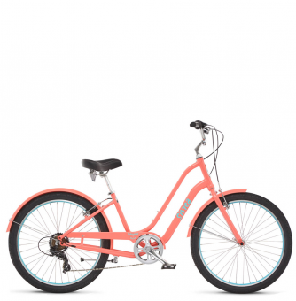 Велосипед Schwinn Sivica 7 Women coral (2018)