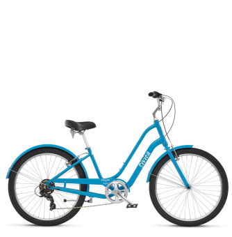 Велосипед Schwinn Sivica 7 Women blue (2018)