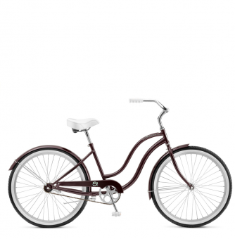 Велосипед Schwinn S1 Woman black (2018)
