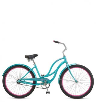 Велосипед Schwinn Alu 1 Women green (2018)