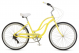 Велосипед Schwinn S7 Women yellow (2018) 1