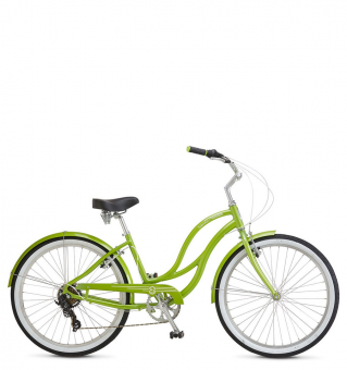 Велосипед Schwinn Alu 7 Woman green (2018)