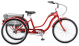 Велосипед Schwinn Town & Country red (2018) 2
