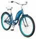 Велосипед Schwinn Debutante teal (2018) 2