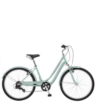 Велосипед Schwinn Suburban Woman green (2018)