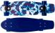 Лонгборд Penny Nickel 27 LTD indigo tie dye 1